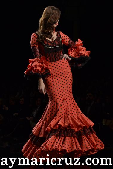 40 Trajes para ir a la Feria de Sevilla 2014 (15)