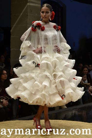 40 Trajes para ir a la Feria de Sevilla 2014 (17)