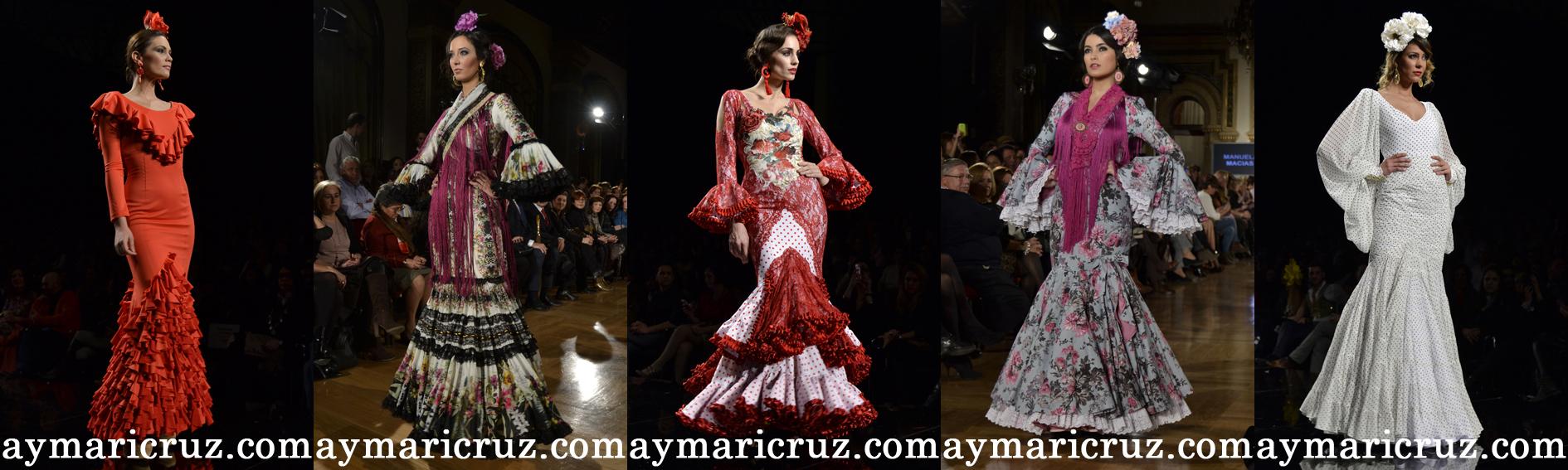 40 trajes para ir a la Feria de Sevilla 2014 (1ª parte)