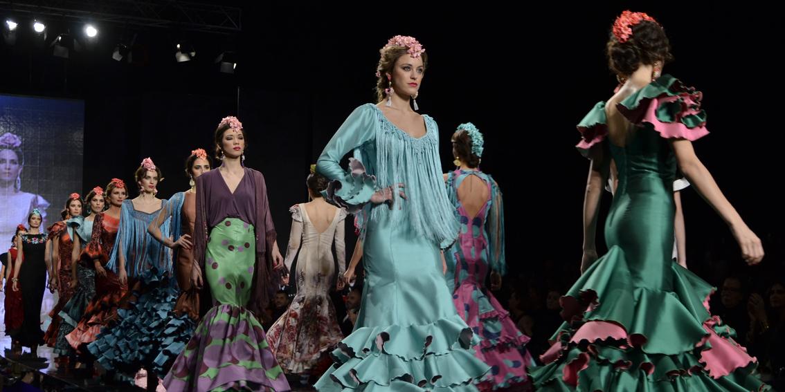 10 trajes de flamenca que no pasarían el examen de cierto decálogo sobre la Feria de Abril…
