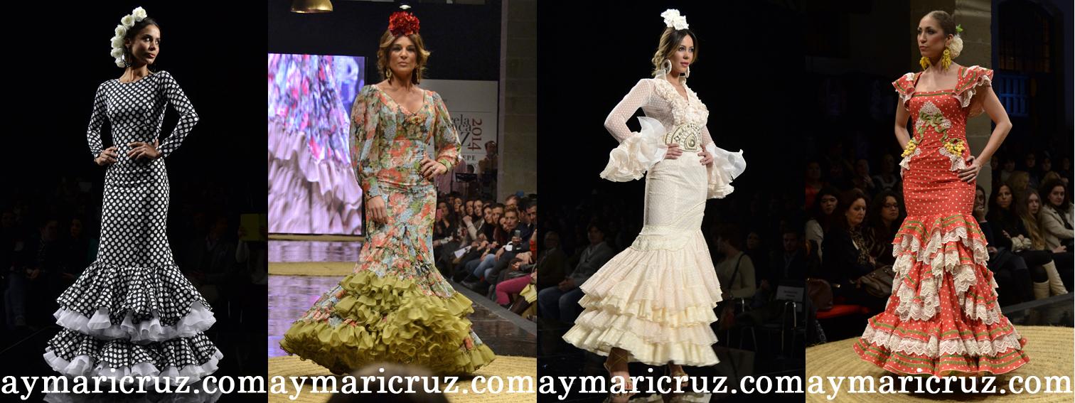 20 trajes para ir a la Feria de Jerez 2014