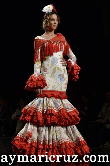 40 Trajes para ir a la Feria de Sevilla 2014 (32)