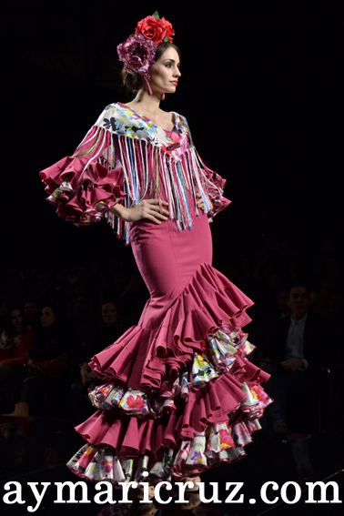 40 Trajes para ir a la Feria de Sevilla 2014 (38)