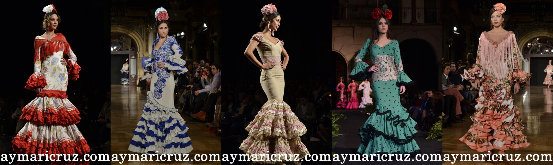 40 trajes para ir a la Feria de Sevilla 2014 (4ª parte)