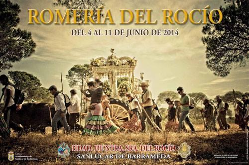 Carteles Romería del Rocío 2014 (12)