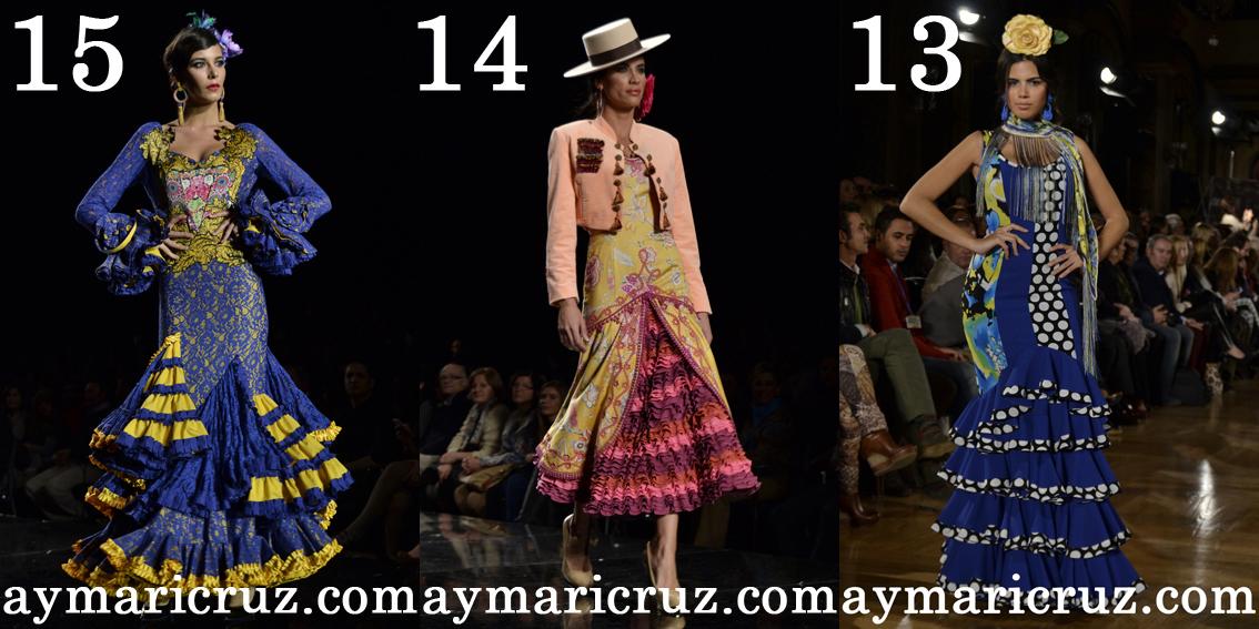 Moda Flamenca 2014: Las Colecciones más vistas