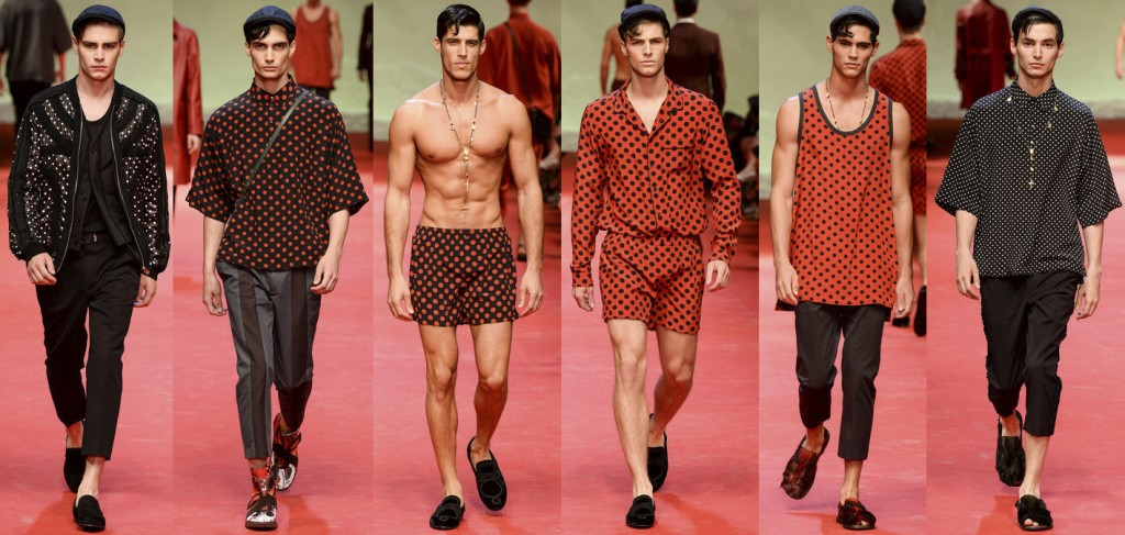 Dolce&Gabbana SS15 (2)