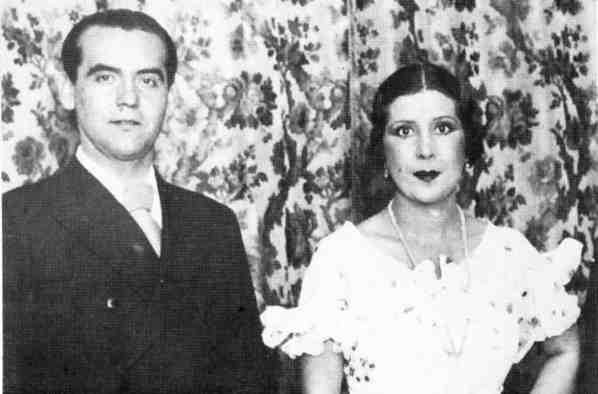 Lorca: 116 años del nacimiento del mito