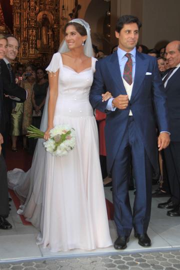 boda de fran rivera y lourdes montes: los estilismos | cayecruz