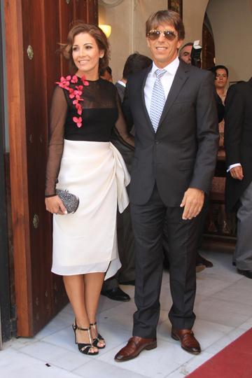 Boda Fran Rivera Lourdes Montes