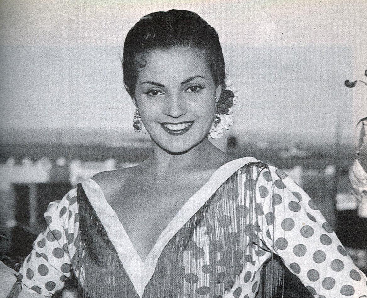 Carmen de España, de Copla y Flamenco