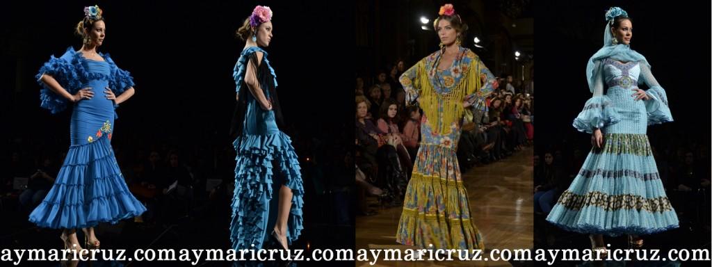 Selección Trajes de Flamenca Verano 2014 (6)