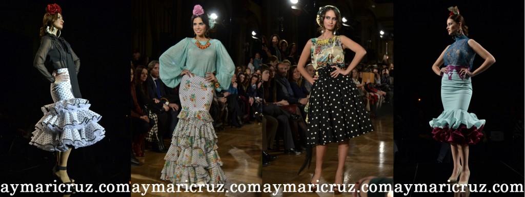 Selección Trajes de Flamenca Verano 2014 (7)