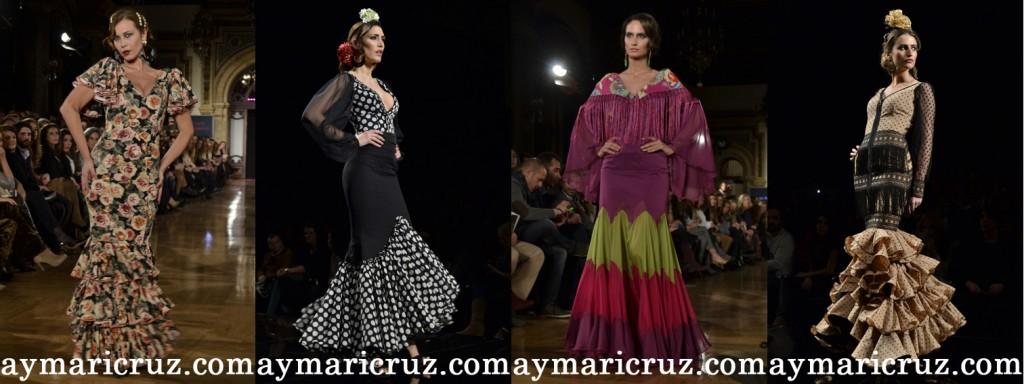 Selección Trajes de Flamenca Verano 2014 (8)