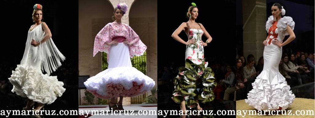 Selección Trajes de Flamenca Verano 2014 (9)