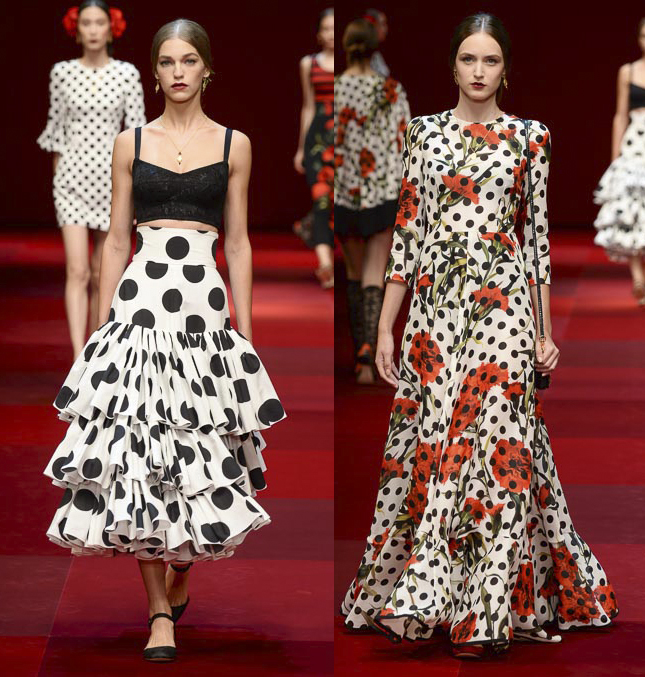 Dolce&Gabbana Primera Verano 2015 Mujer (11)