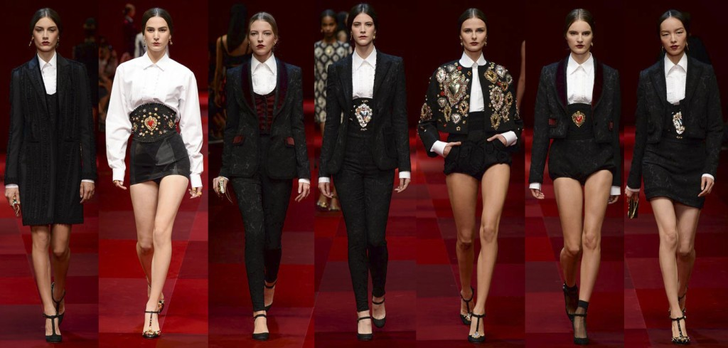 Dolce&Gabbana Primera Verano 2015 Mujer (3)