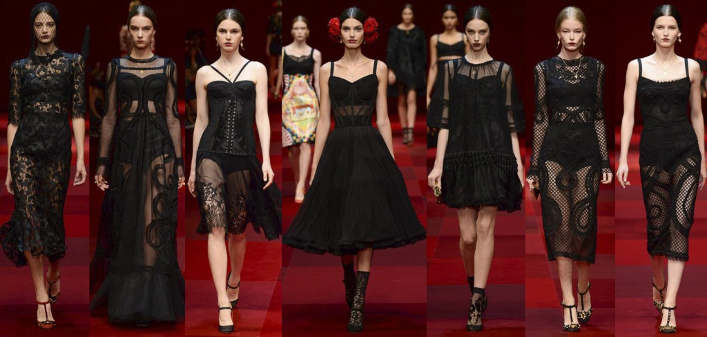 Dolce&Gabbana Primera Verano 2015 Mujer (4)