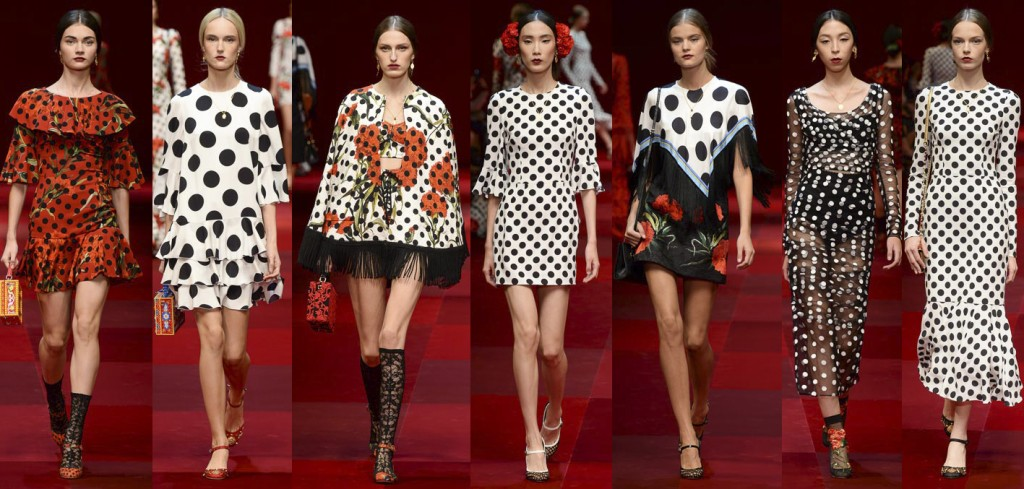 Dolce&Gabbana Primera Verano 2015 Mujer (5)