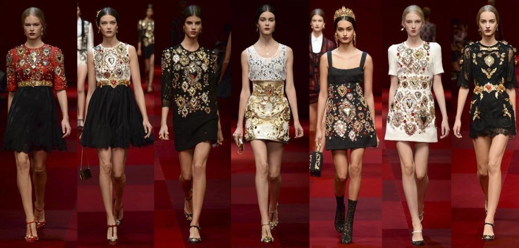Dolce&Gabbana Primera Verano 2015 Mujer (6)