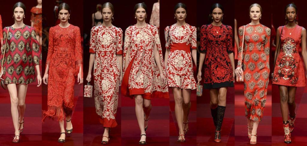Dolce&Gabbana Primera Verano 2015 Mujer (7)