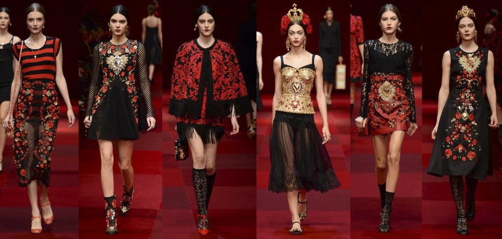 Dolce&Gabbana Primera Verano 2015 Mujer (8)