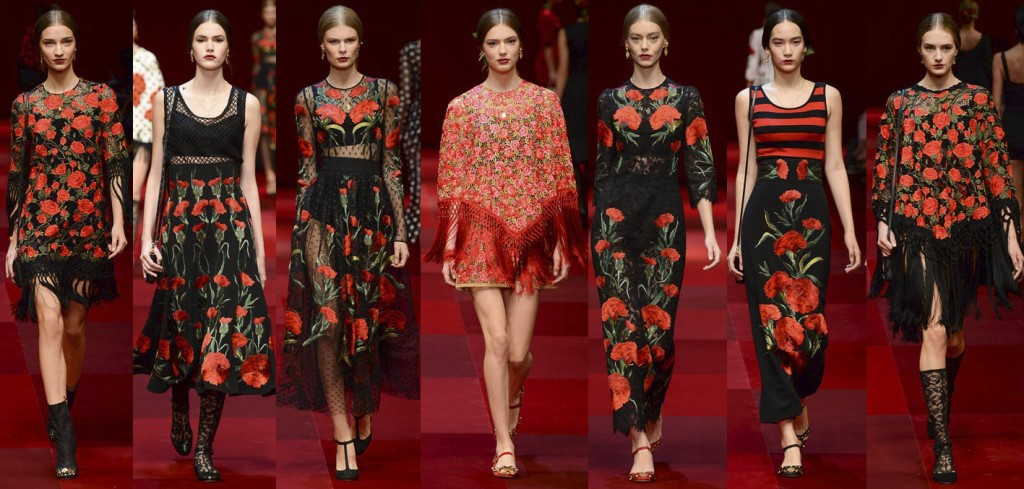 Dolce&Gabbana Primera Verano 2015 Mujer (9)