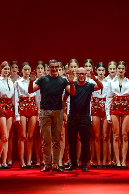 Dolce&Gabbana Primera Verano 2015 Mujer