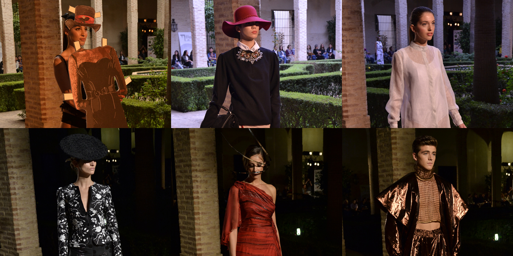 Andalucía de Moda 2014. Lunes