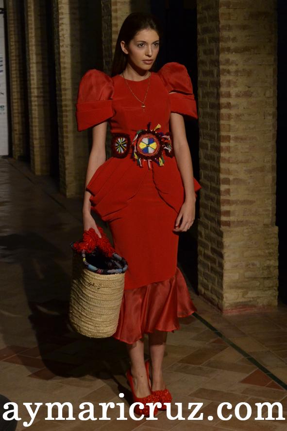 Beatriz Peñalver Perdón Andalucía de Moda 2014 (13)