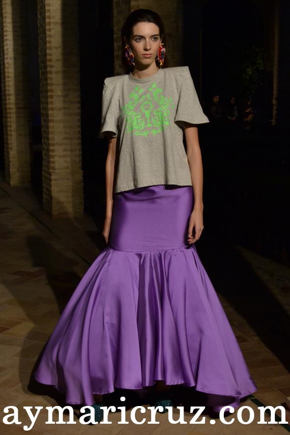 Beatriz Peñalver Perdón Andalucía de Moda 2014 (15)