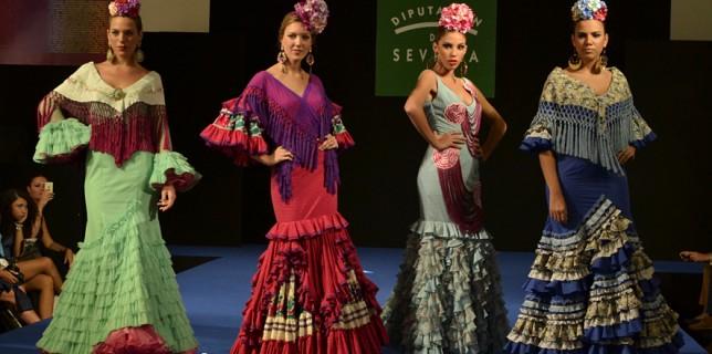 Moda Flamenca Muestra de la Provincia de Sevilla 2014 (1)