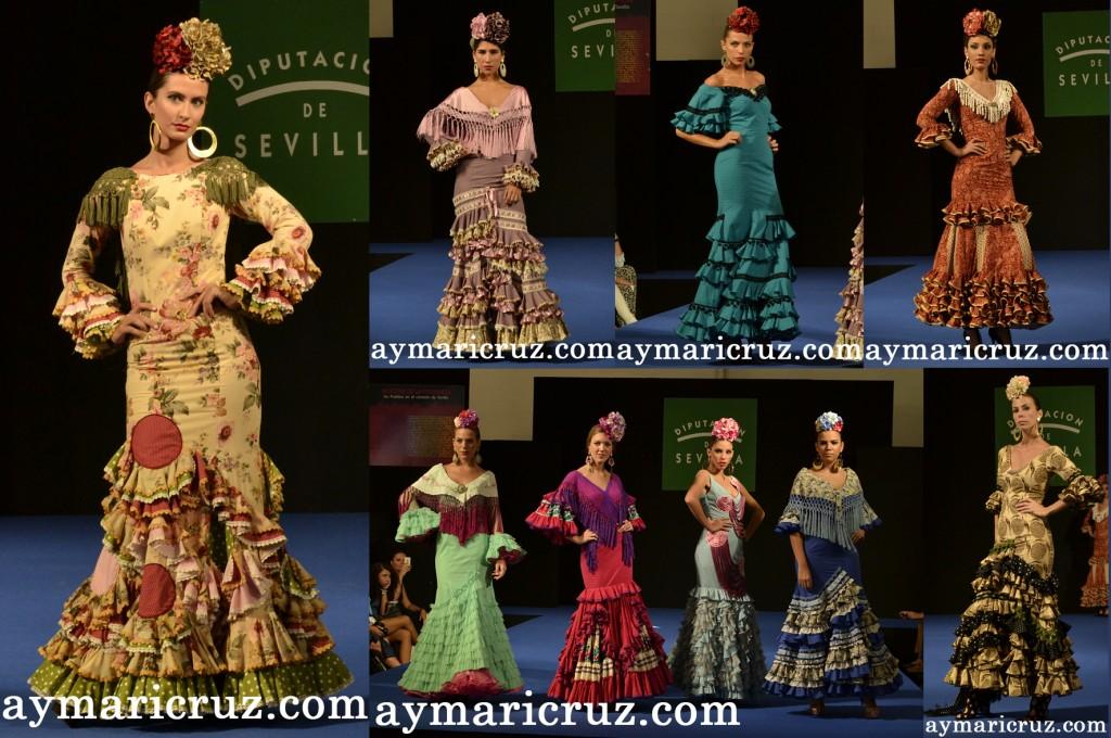 Moda Flamenca Muestra de la Provincia de Sevilla 2014 (44)