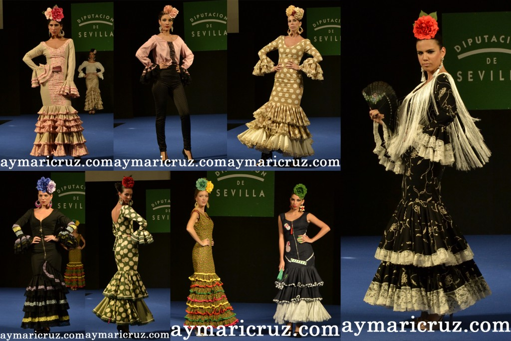Moda Flamenca Muestra de la Provincia de Sevilla 2014 (45)