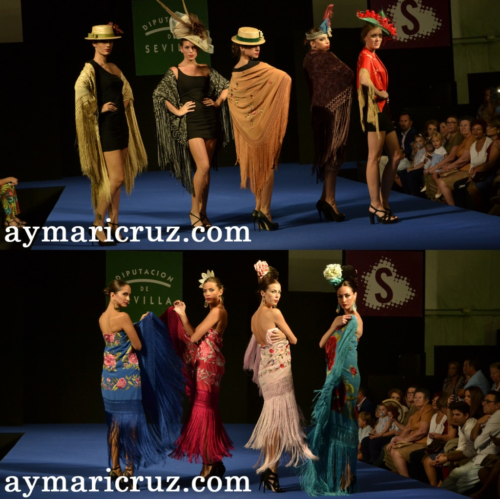 Moda Flamenca Muestra de la Provincia de Sevilla 2014 (47)