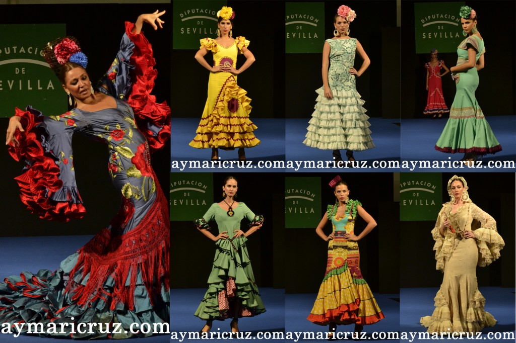 Moda Flamenca Muestra de la Provincia de Sevilla 2014 (48)