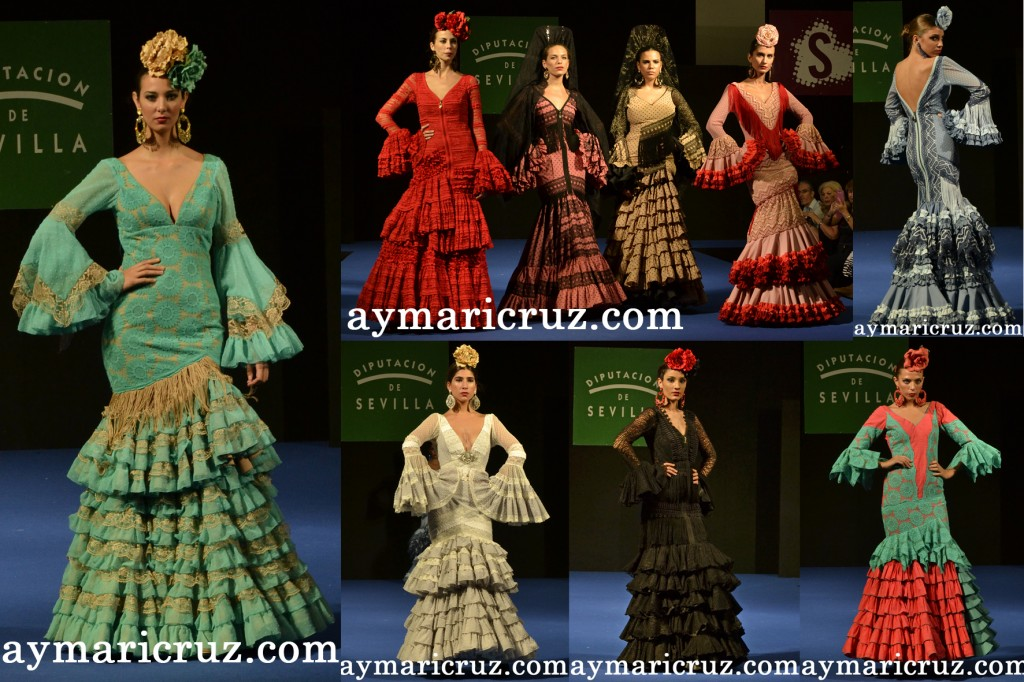 Moda Flamenca Muestra de la Provincia de Sevilla 2014 (49)