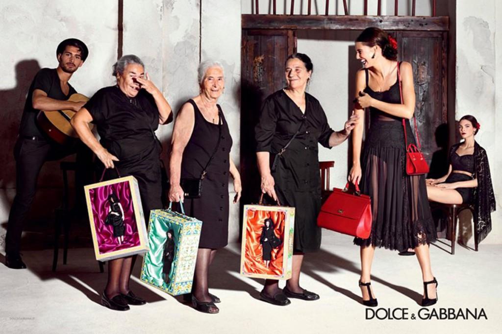 Dolce&Gabbana campaña primavera verano 2015 (2)