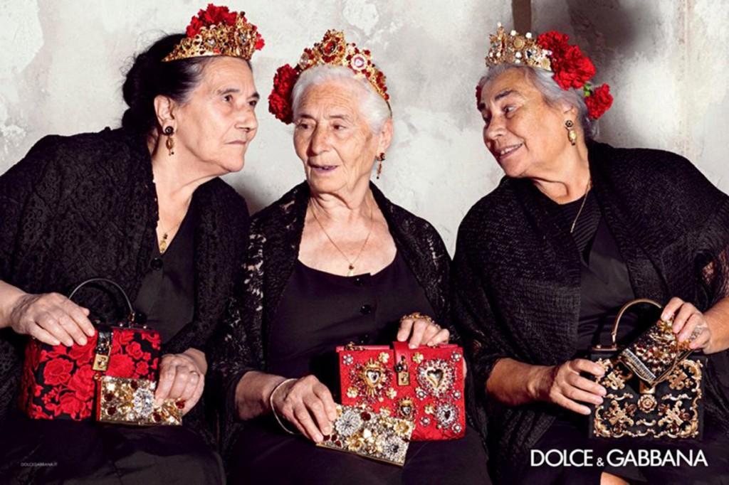 Dolce&Gabbana campaña primavera verano 2015 (3)