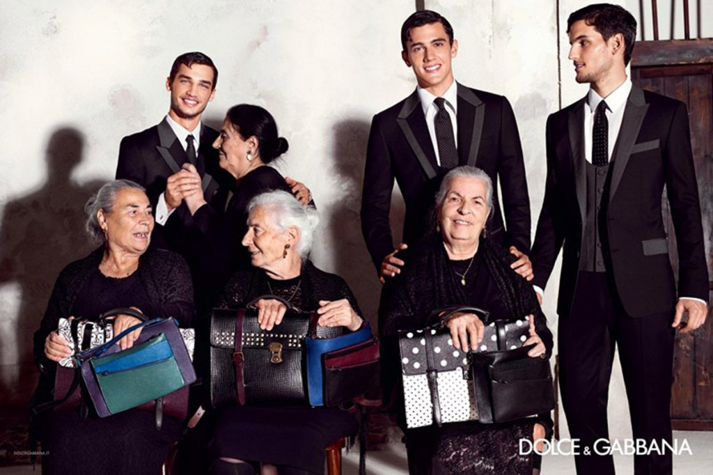 Dolce&Gabbana campaña primavera verano 2015 (4)