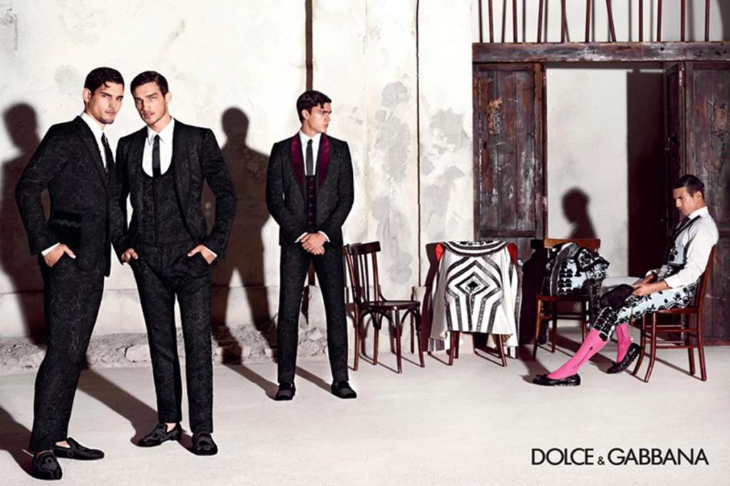 Dolce&Gabbana campaña primavera verano 2015 (5)