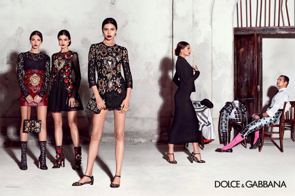 Dolce&Gabbana campaña primavera verano 2015 (6)