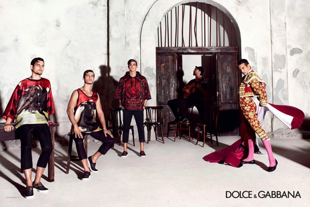 Dolce&Gabbana campaña primavera verano 2015 (7)