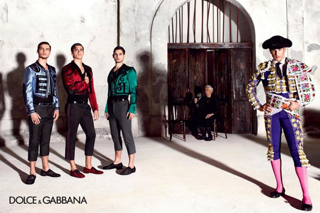 Dolce&Gabbana campaña primavera verano 2015 (8)
