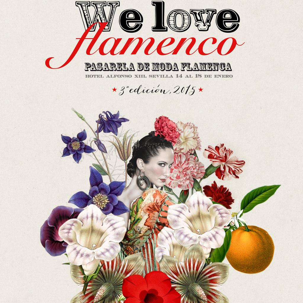cartel we love flamenco 2015