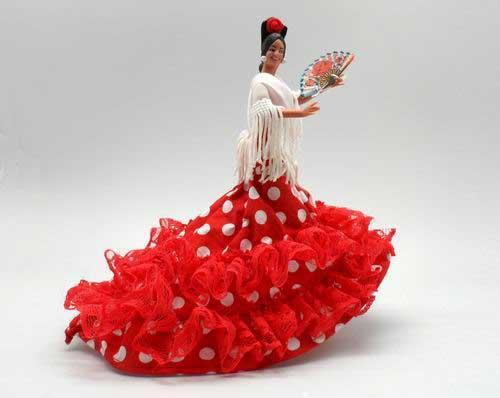 Muñecas Flamencas Marin (10)