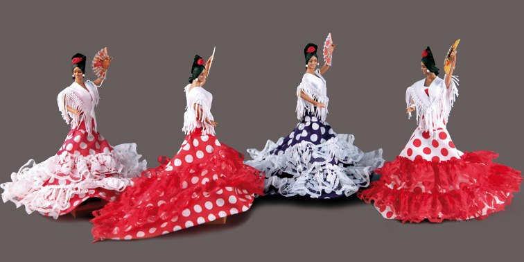Muñecas Flamencas Marin (11)