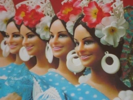 Muñecas Flamencas Marin (3)