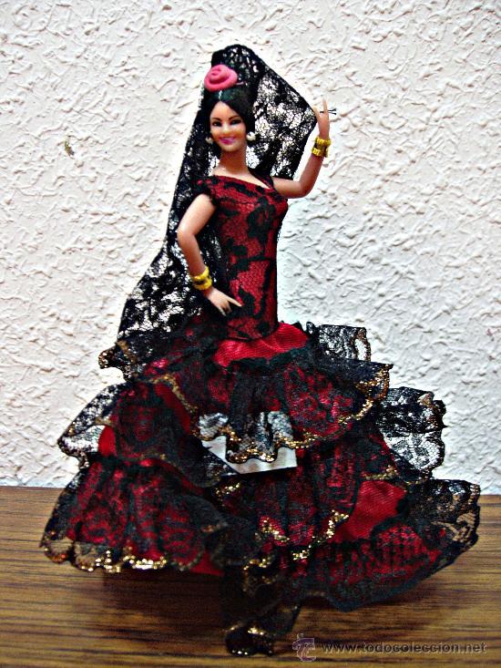 Muñecas Flamencas Marin (4)
