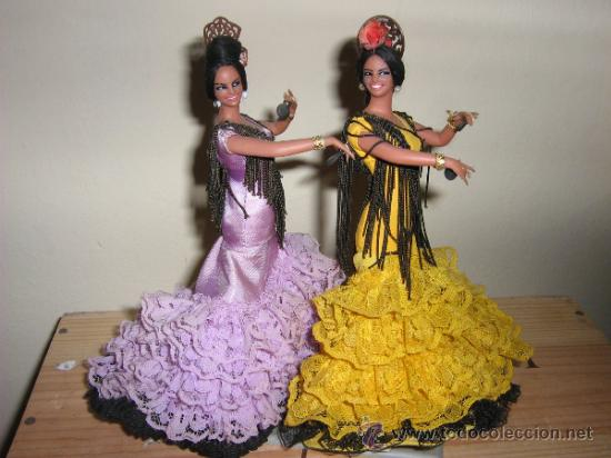 Muñecas Flamencas Marin (5)